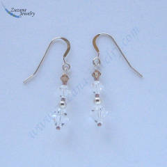Crystal Swarovski crystal earrings